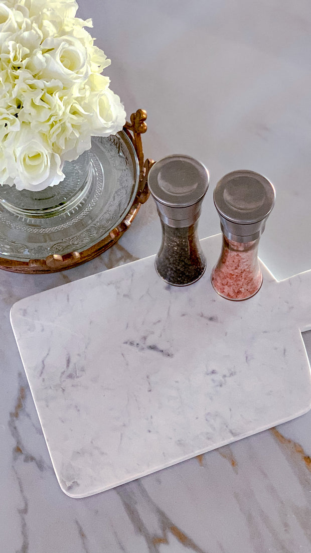 Florence Marble Serving Board