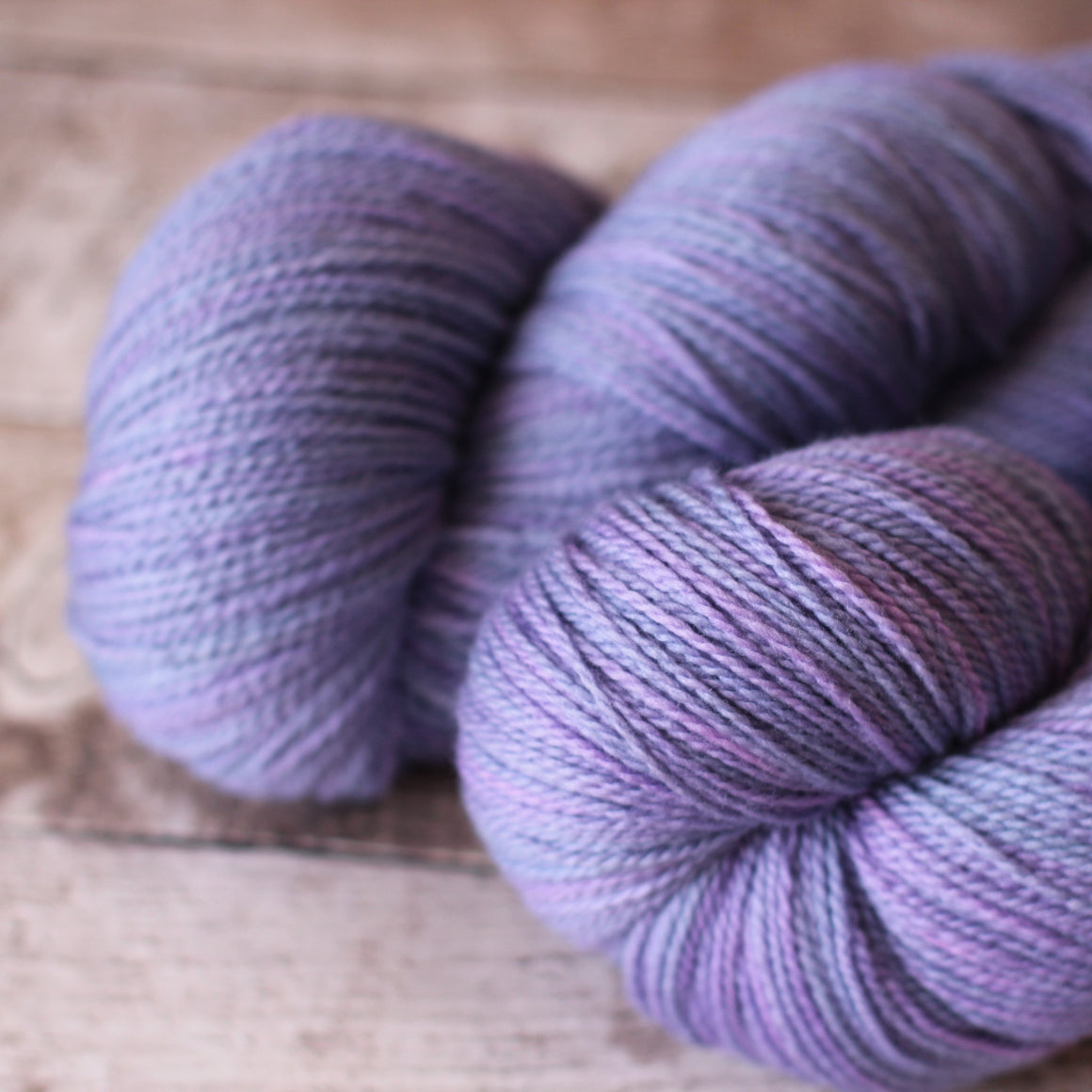 White Gum Wool 4ply Yarn - Pippa