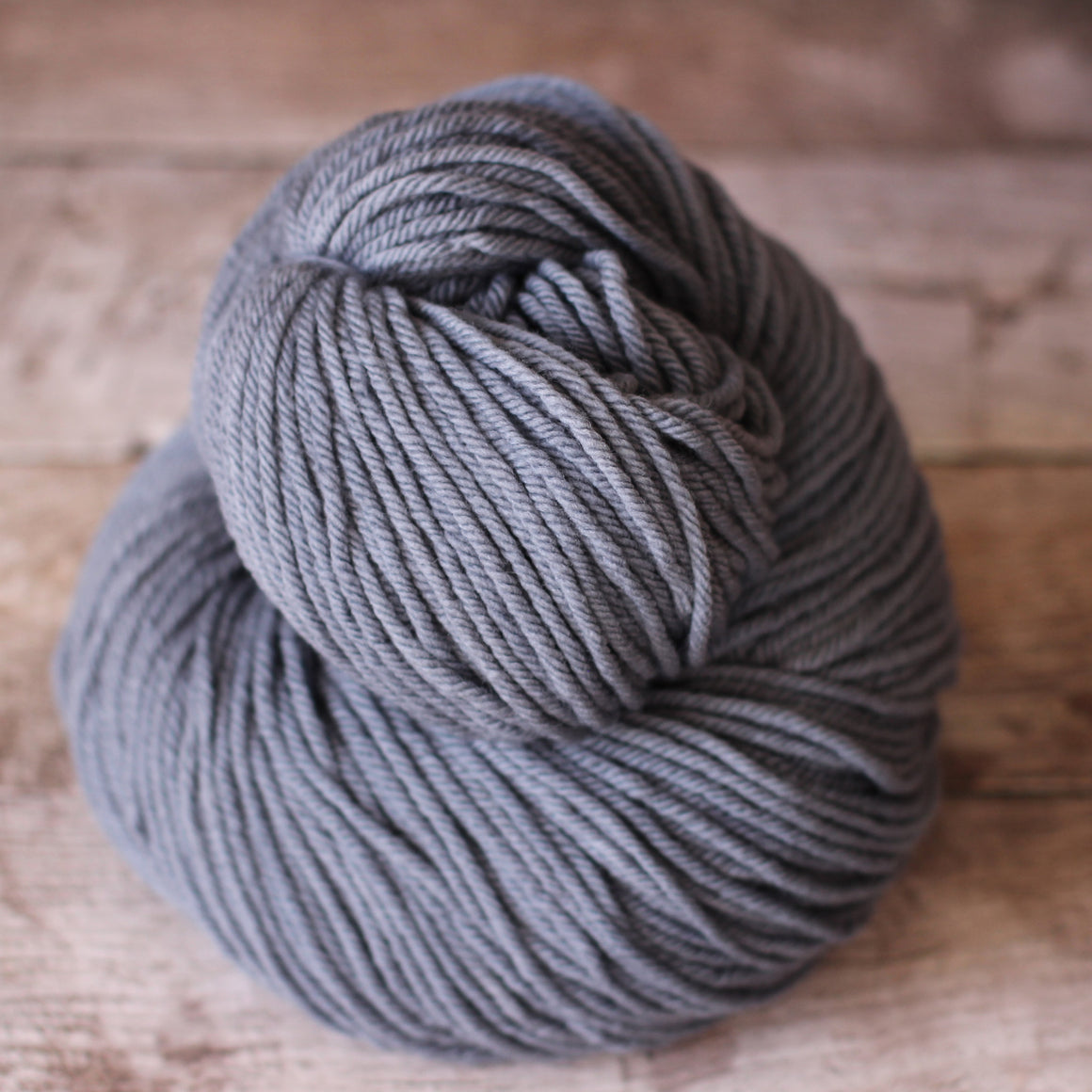 White Gum Wool 8ply Yarn - Kieran
