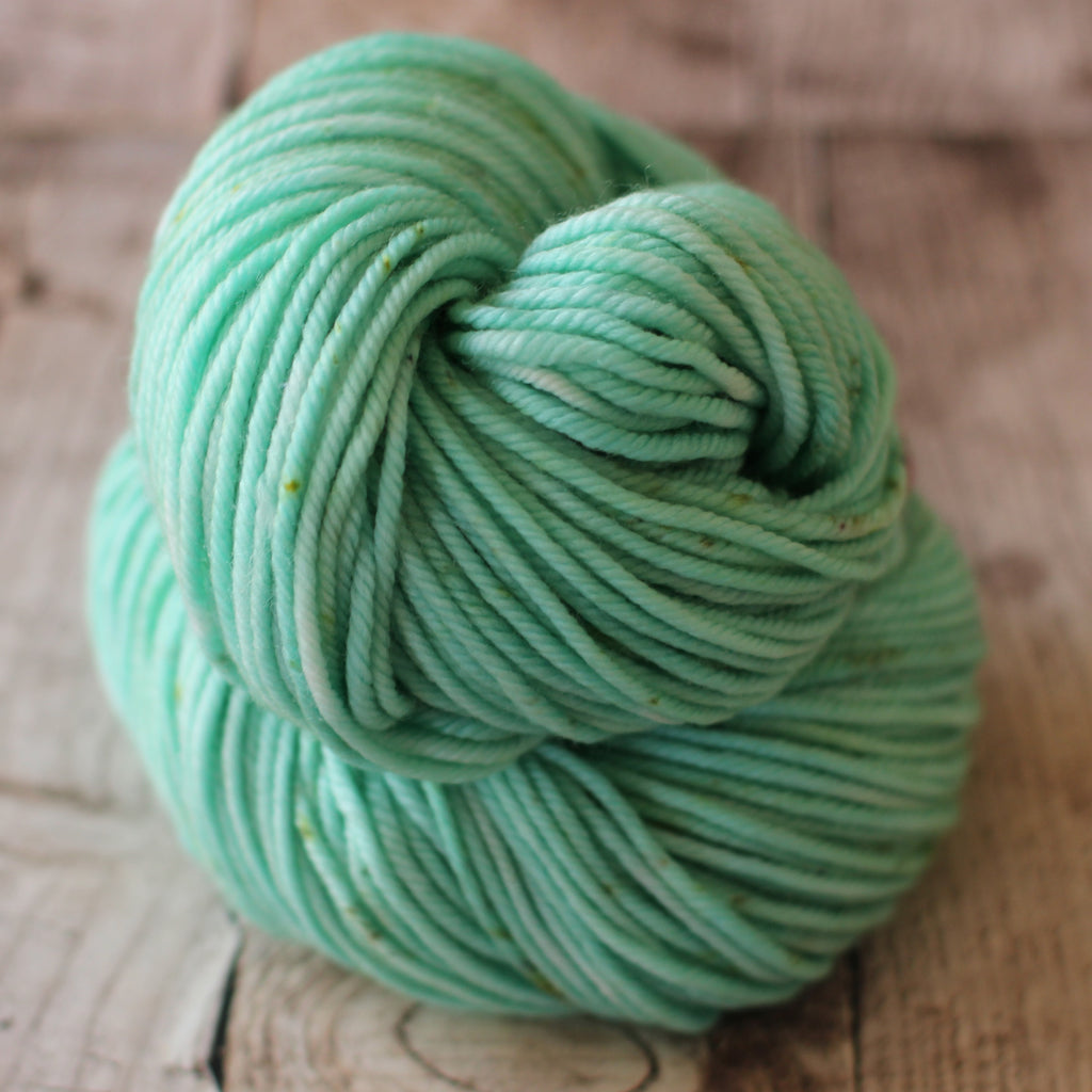 Pickle Chunky / 12ply Yarn - Pastel Green