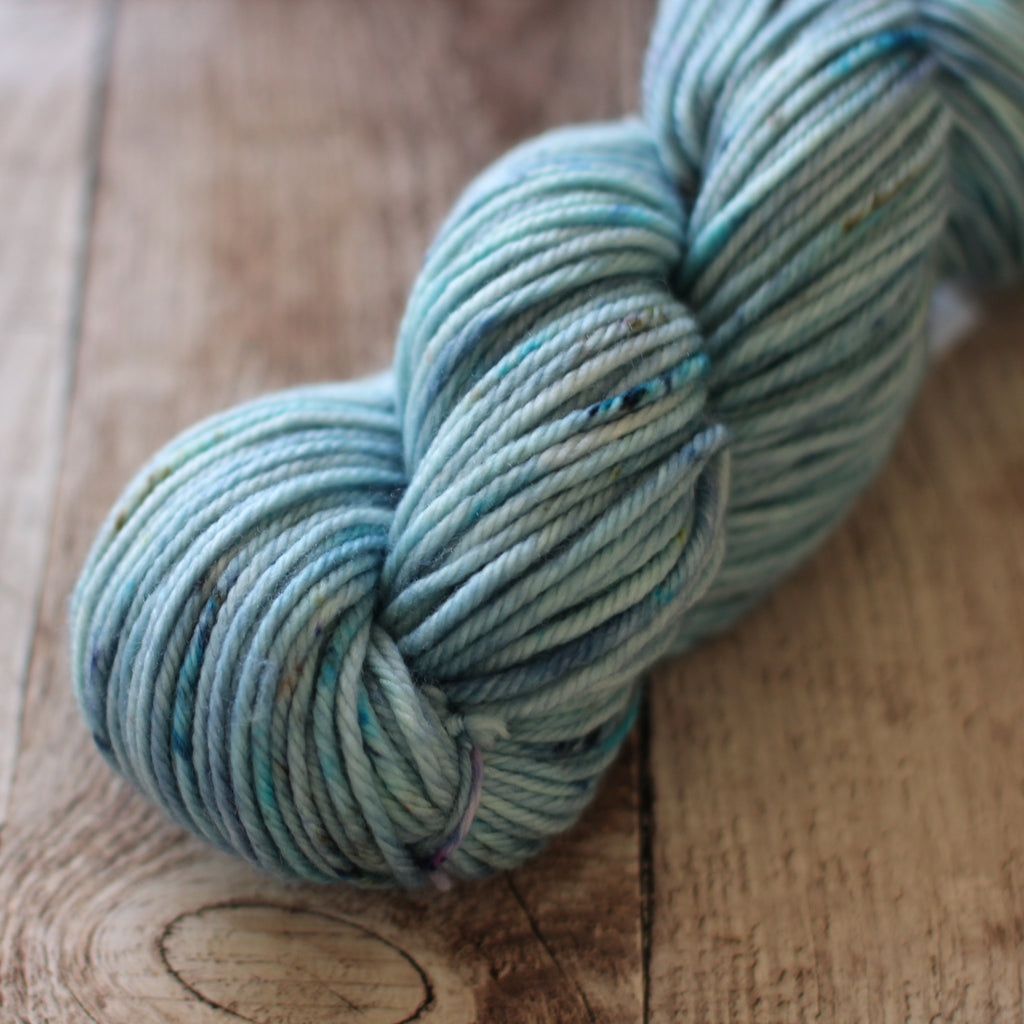 Pickle Chunky / 12ply Yarn - Pastel Blue
