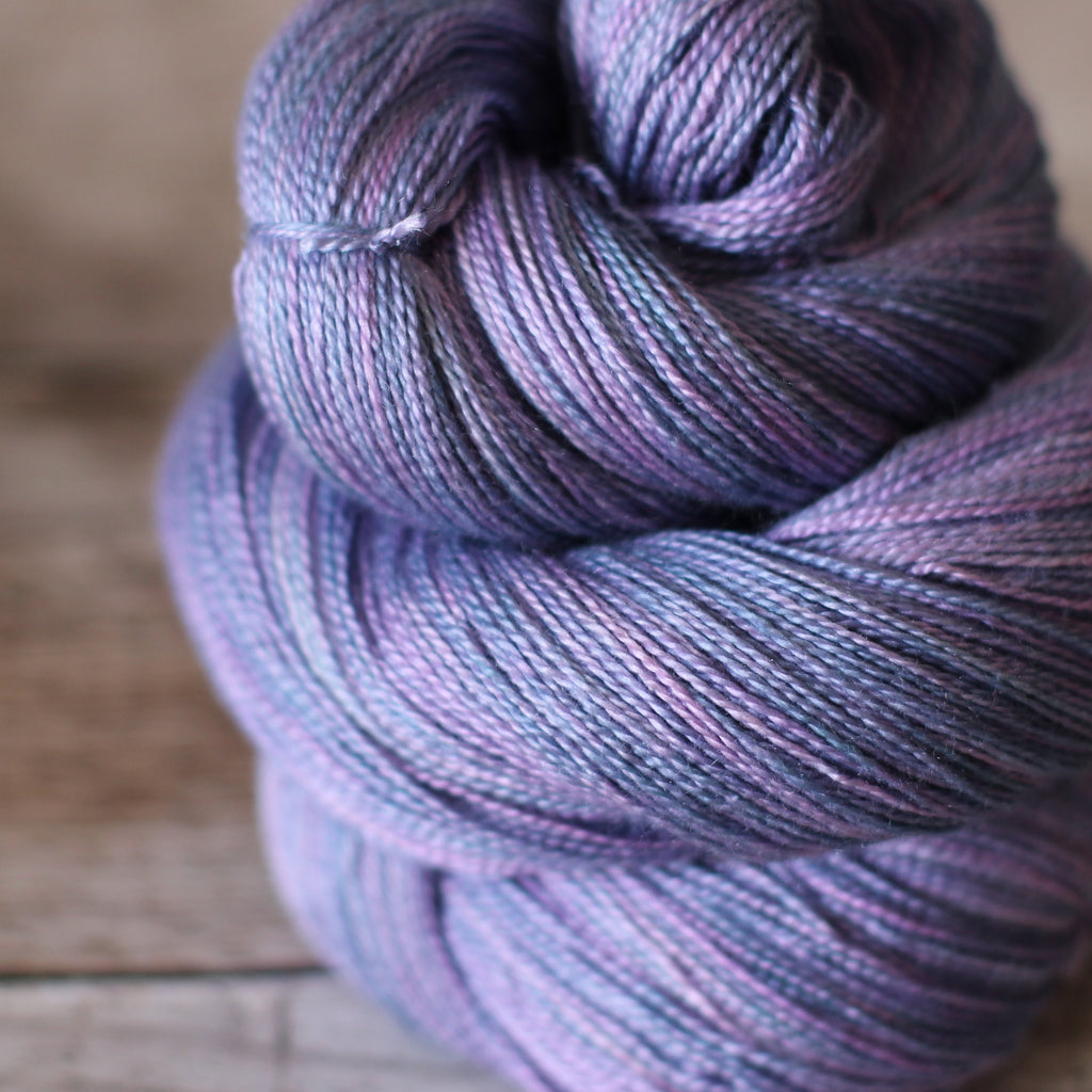 Silk 2ply Yarn - Pippa