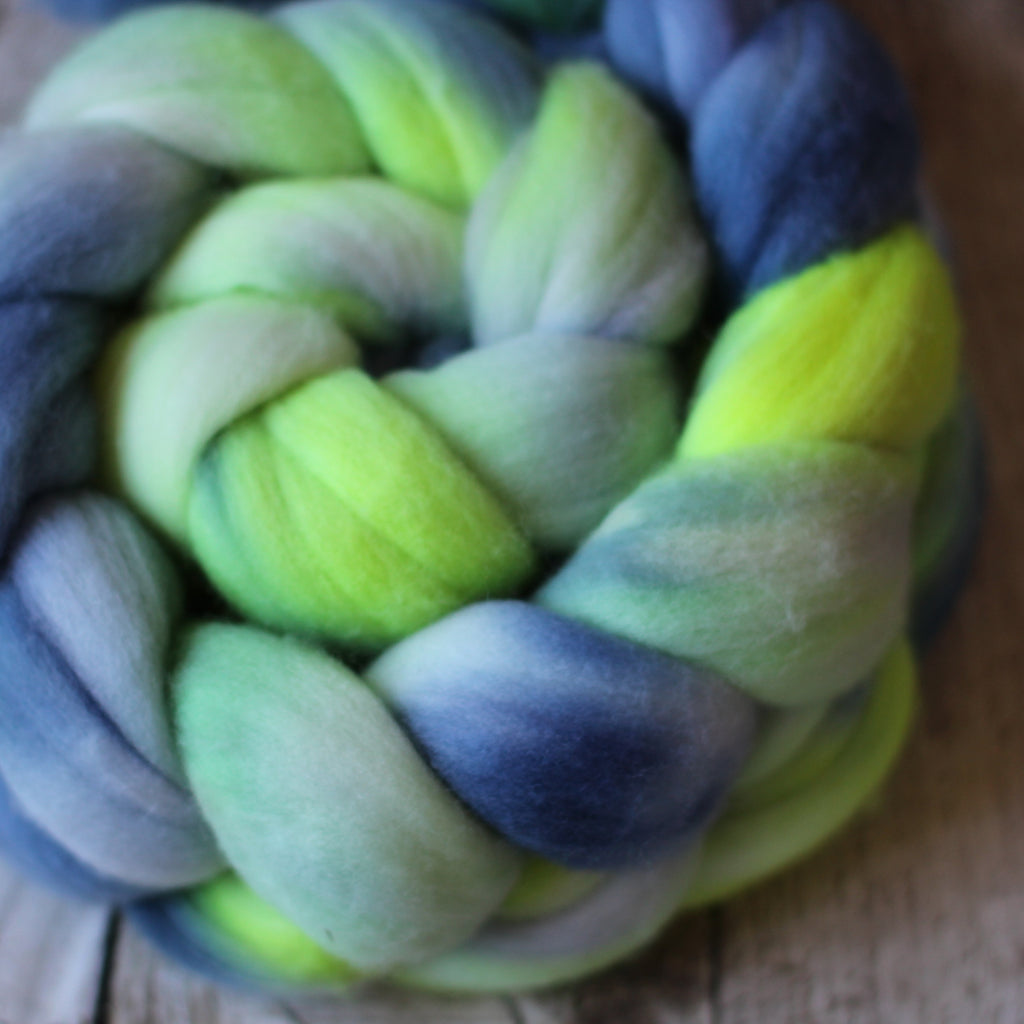 Australian Merino Wool Roving / Top - Leigh