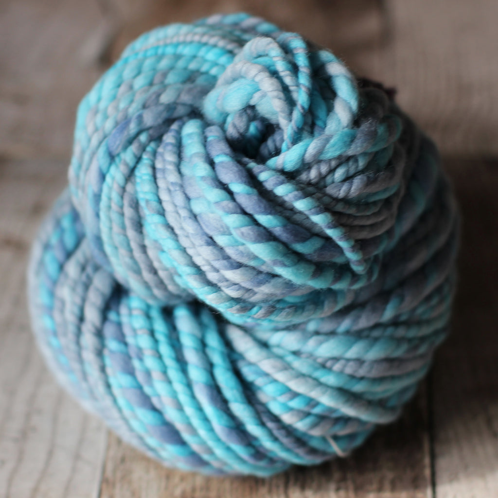 Handspun Yarn - Devin on Australian Merino Wool