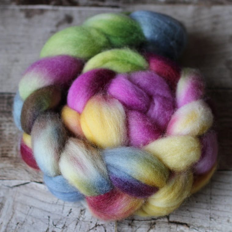 Australian Castledale Wool Roving / Top - Brisbane