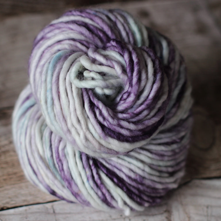 Superwash Merino / Nylon 20ply Yarn - Charmaine