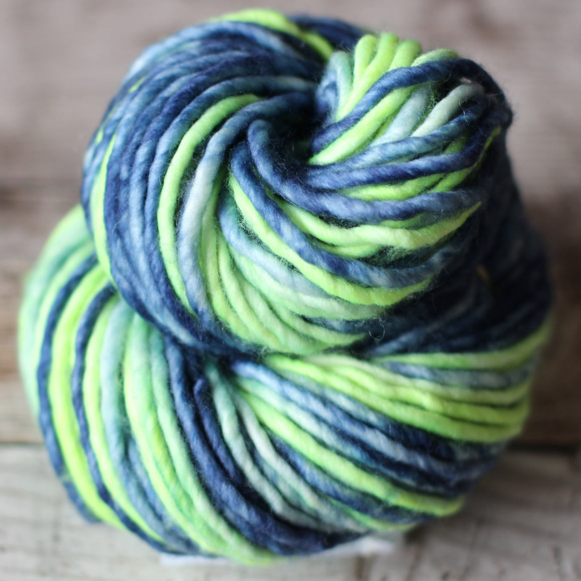 Superwash Merino / Nylon 20ply Yarn - Leigh