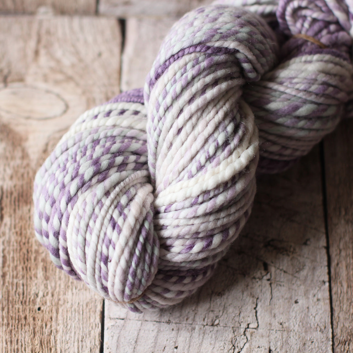 Handspun Yarn - Charmaine on Australian Merino Wool