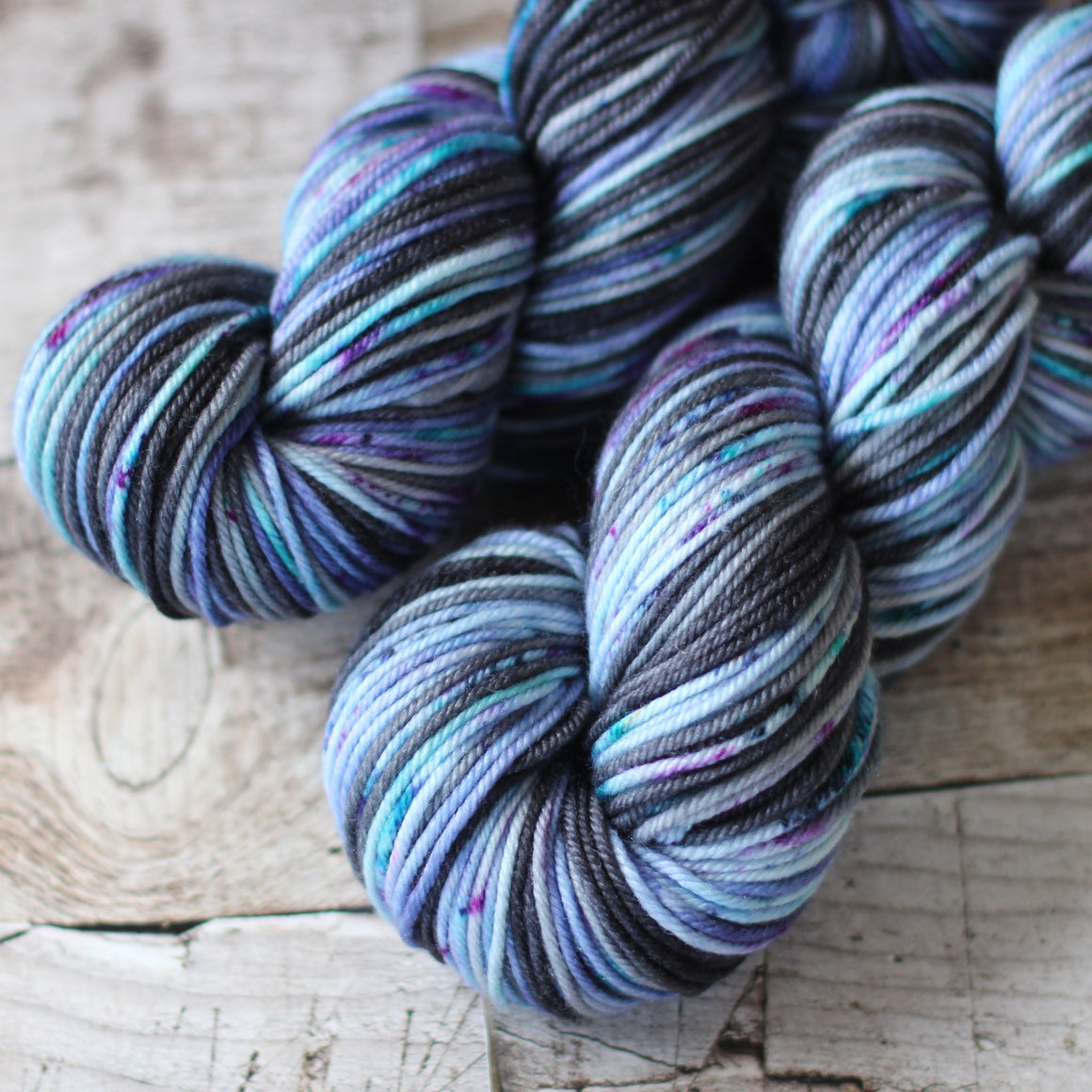 Australian Superwash Merino / Nylon / Silk 8ply Yarn - James