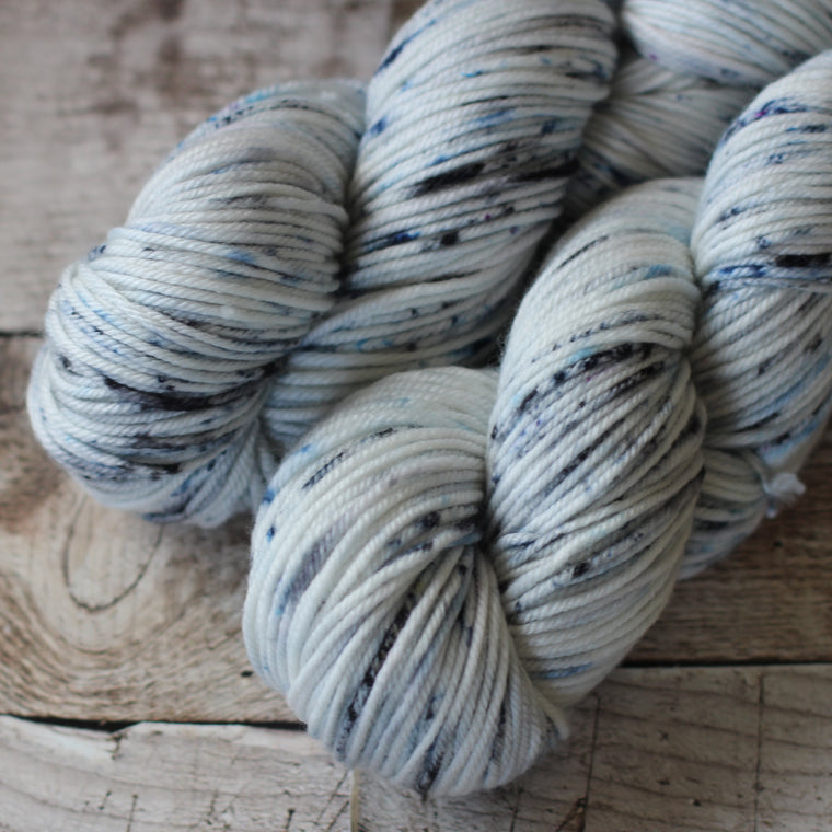 Australian Superwash Merino / Nylon / Silk 8ply Yarn - Orly