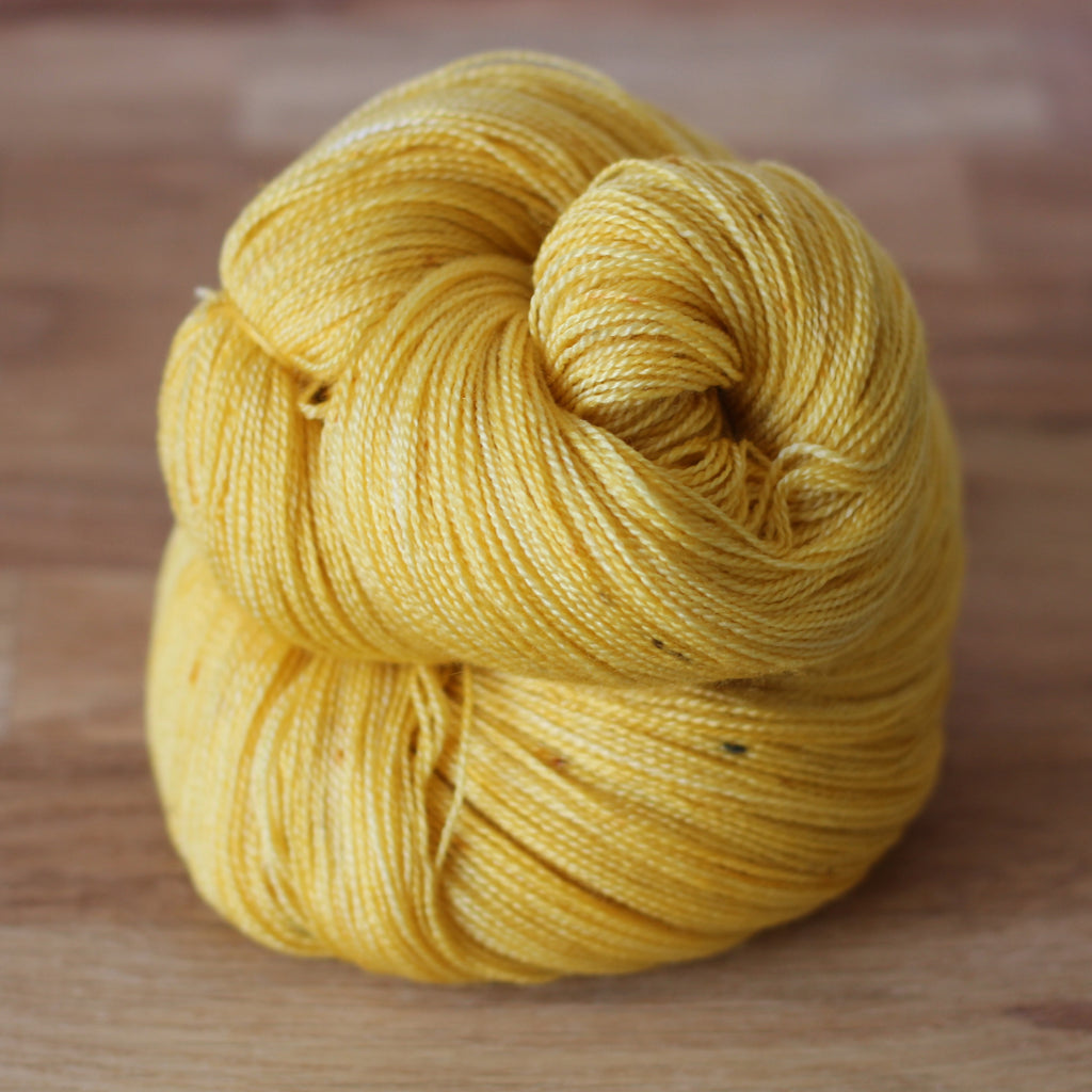 Pickle Silky Lace / 2ply Yarn - Turbo Trev