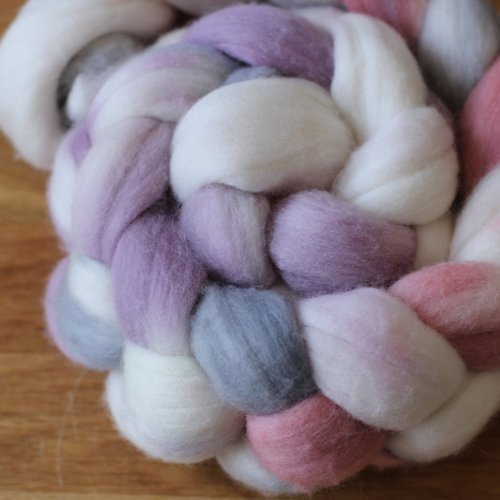 Australian Merino Wool Roving / Top - Peta
