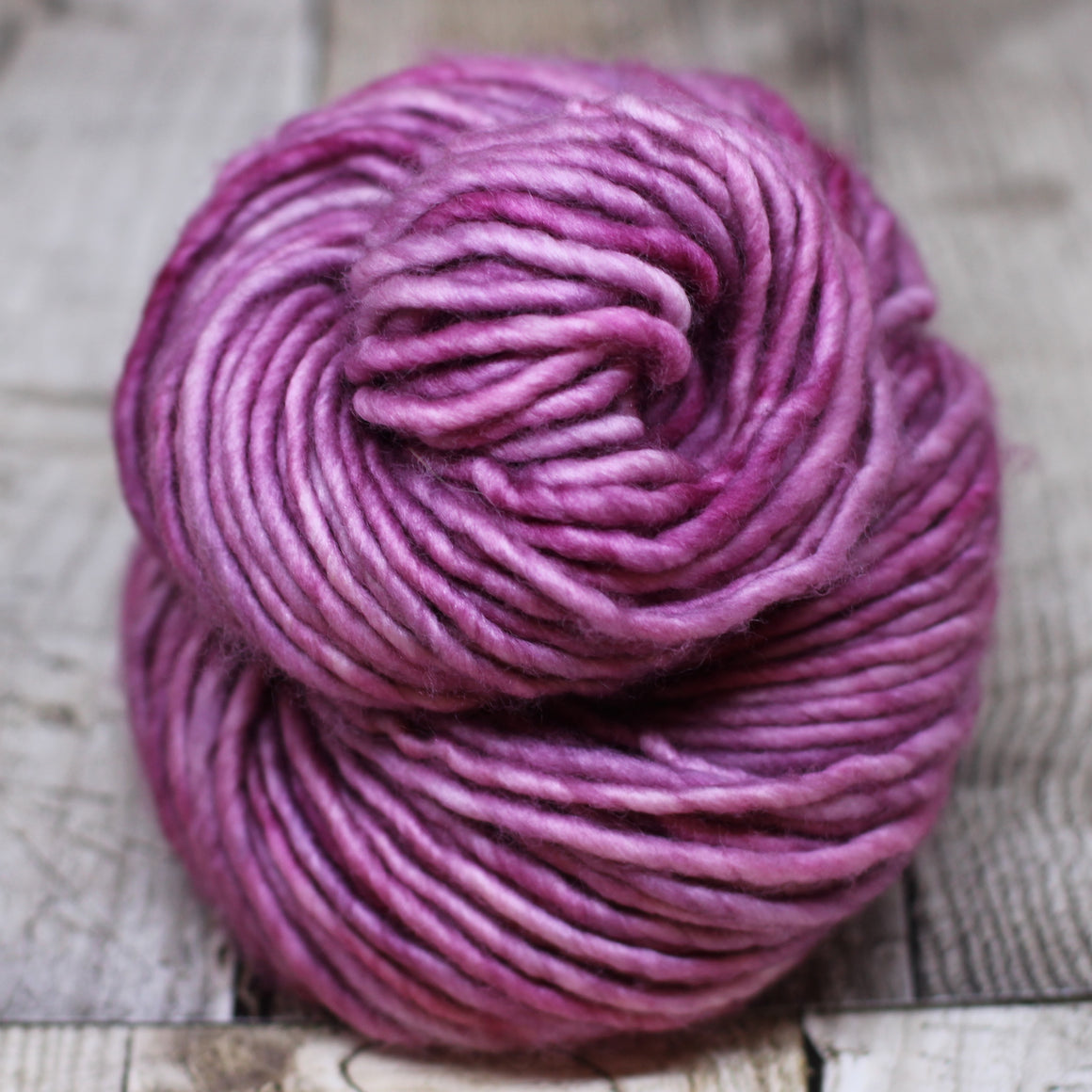 Pickle Bulky / 20ply Yarn - Melody
