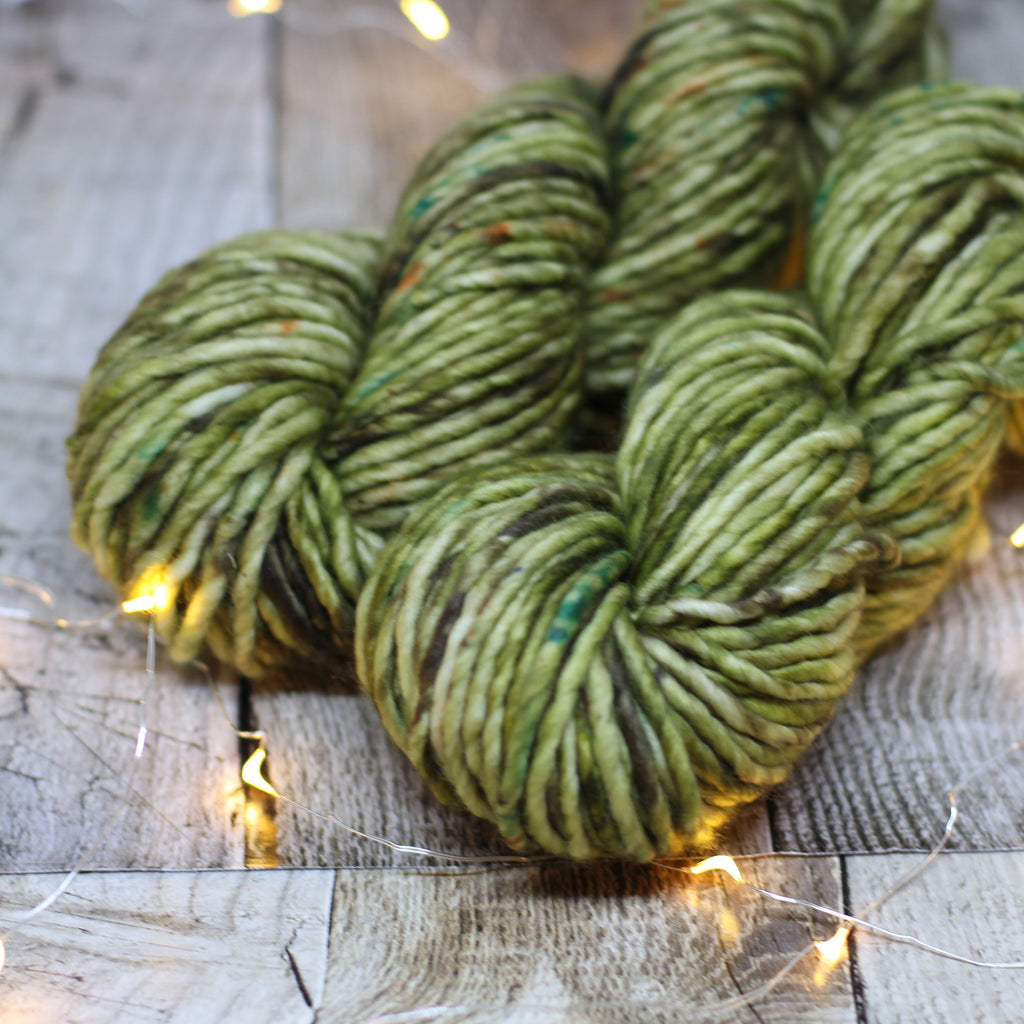 Pickle Bulky / 20ply Yarn - Paluma