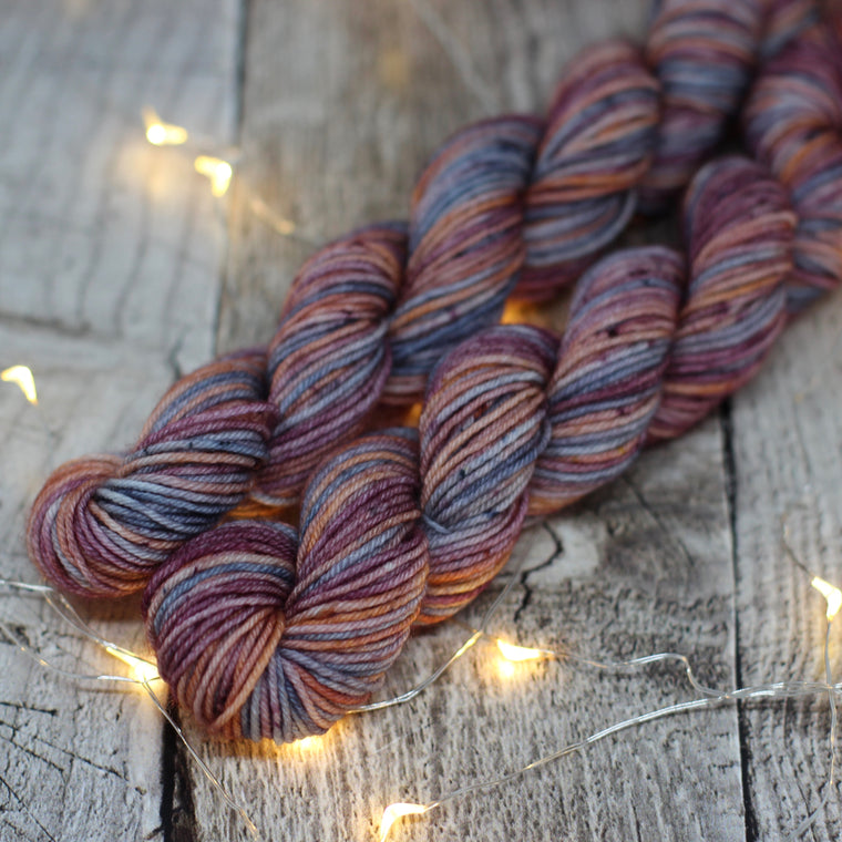 4Ply Mini Skein - Lynn