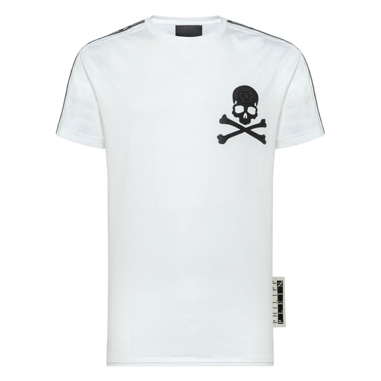 T-shirt Round Neck SS Philipp Plein TM - White