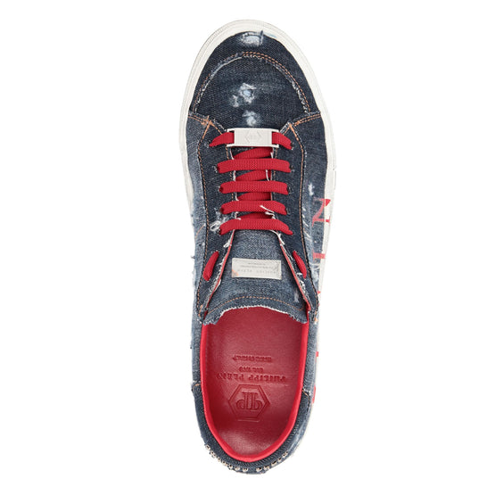 Lo-Top Sneakers Original - Middle Blue