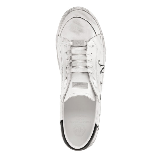 Lo-Top Sneakers Original - White / Black