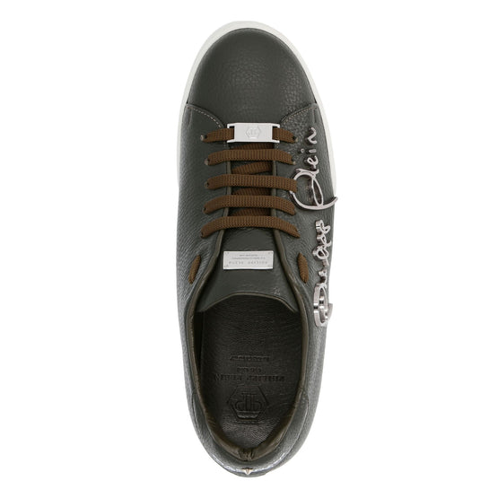 Lo-Top Sneakers Signature - Military