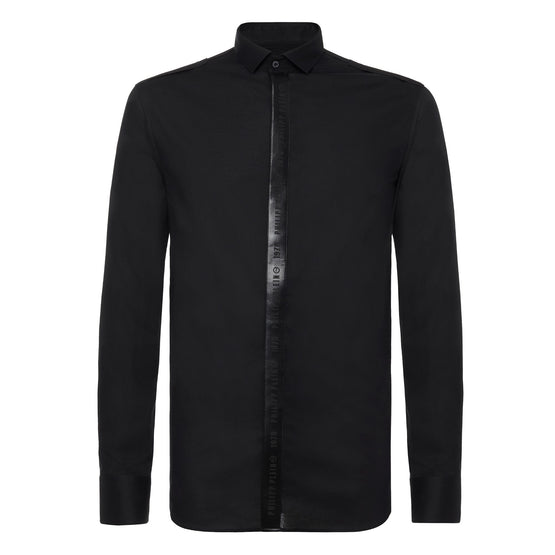 Shirt Platinum Cut LS Philipp Plein TM - Black