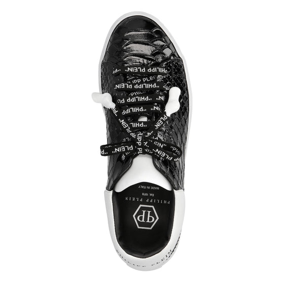 Lo-Top Sneakers Luxury - Black
