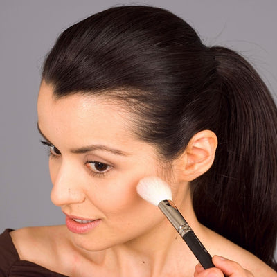 How To Apply Blush; Over 40 Makeup