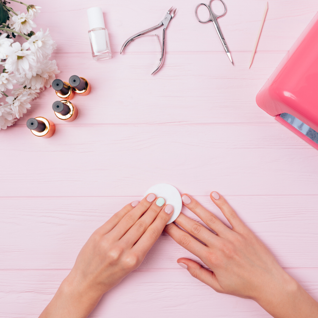at-home-spa-day-manicure