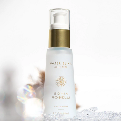 Face serum Water Elixir for added hydration