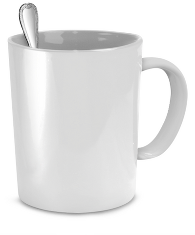 Sewing Coffee Cup -  Hand Me My Seam Ripper Then Slowly Back Away - Funny White Sewing Mug