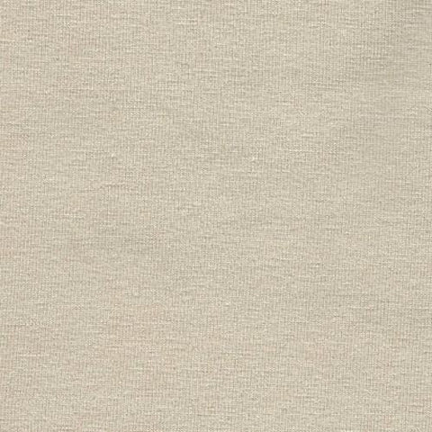 Khaki Brown 10 oz Solid Cotton Lycra Jersey Knit Fabric