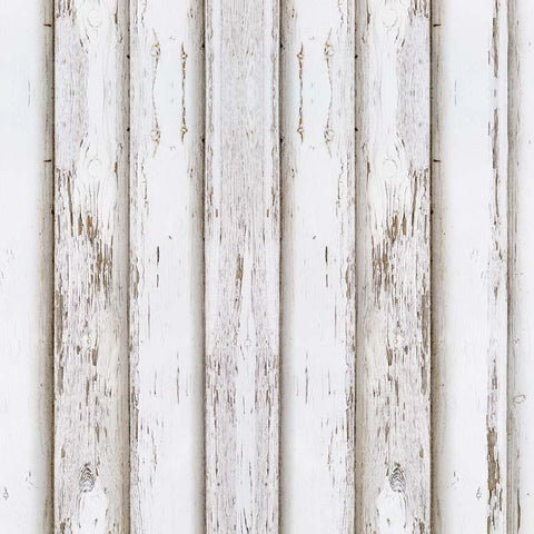 5x5 Vinyl Photography Distressed Wooden Floor Wallpaper Backdrop Background 003