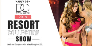DC Swim Week 2019 - Mossto will be on the runway.