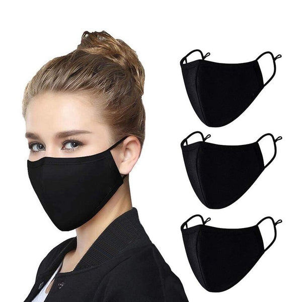 Black Cloth masks