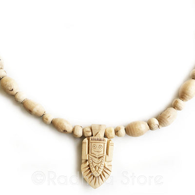 Jaya Jagannath Pendant- Tulsi Necklace