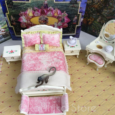 Holi Dreams Bed And Bedroom Set