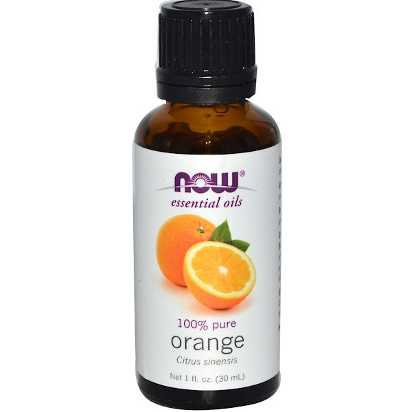 NOW Foods Essential Oils Orange - 1 fl oz