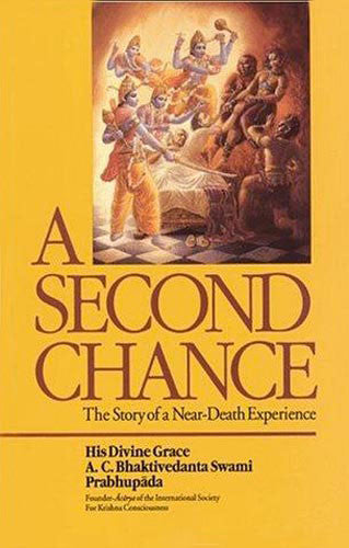 A Second Chance- Soft Cover