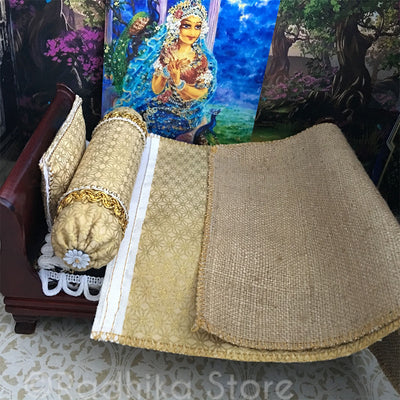 Braj Mandala Bed