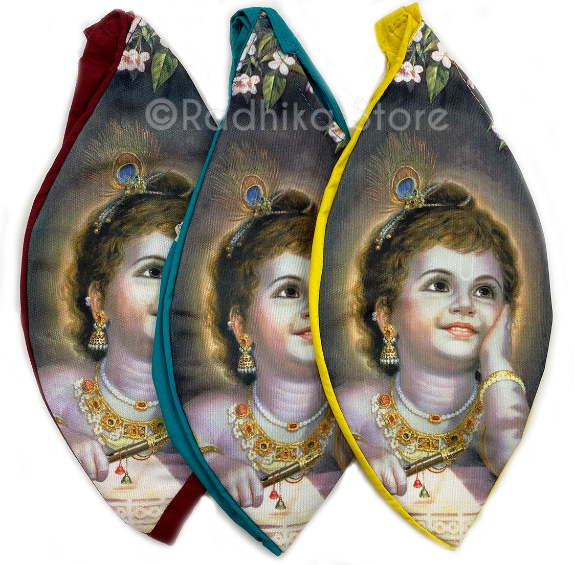 Child Lord Sri Krishna- Bead Bags