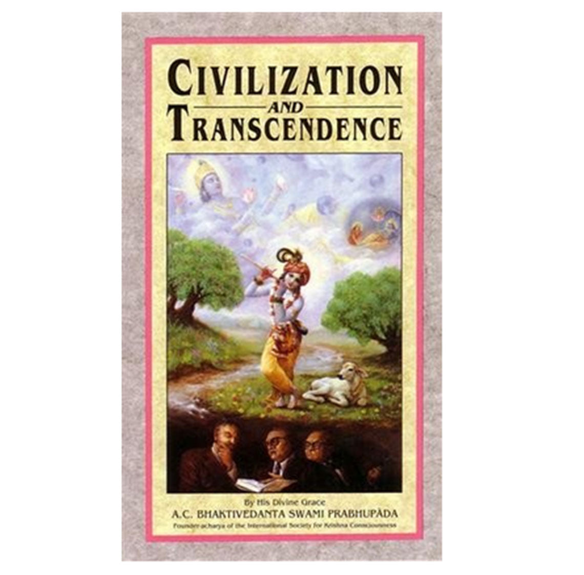 Civilization And Transcendence -  Soft Cover