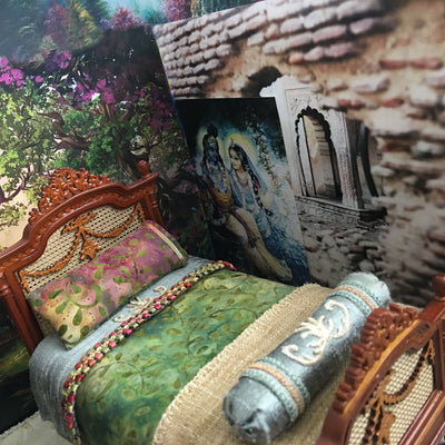 Vrindavan Dreams Bed