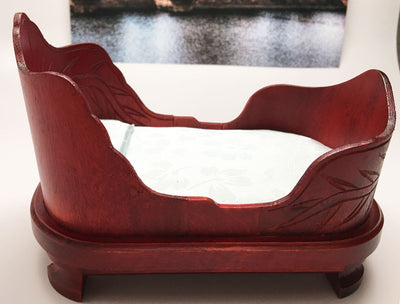 Cherry Finish-Manjari Sunshine Bed