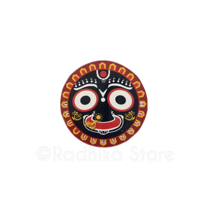 Jaya Jagannath Acrylic Button