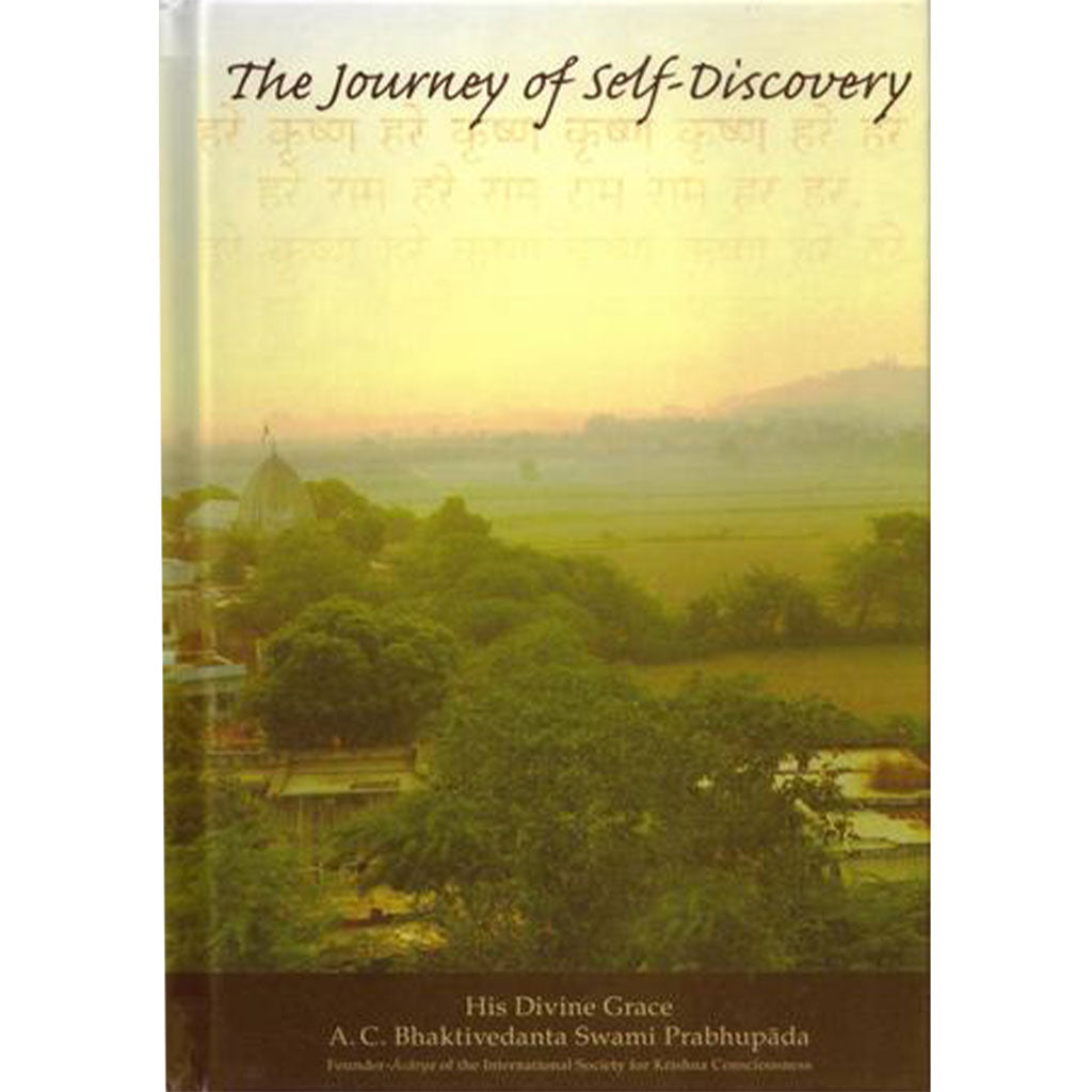 Journey of Self Discovery -Hardcover