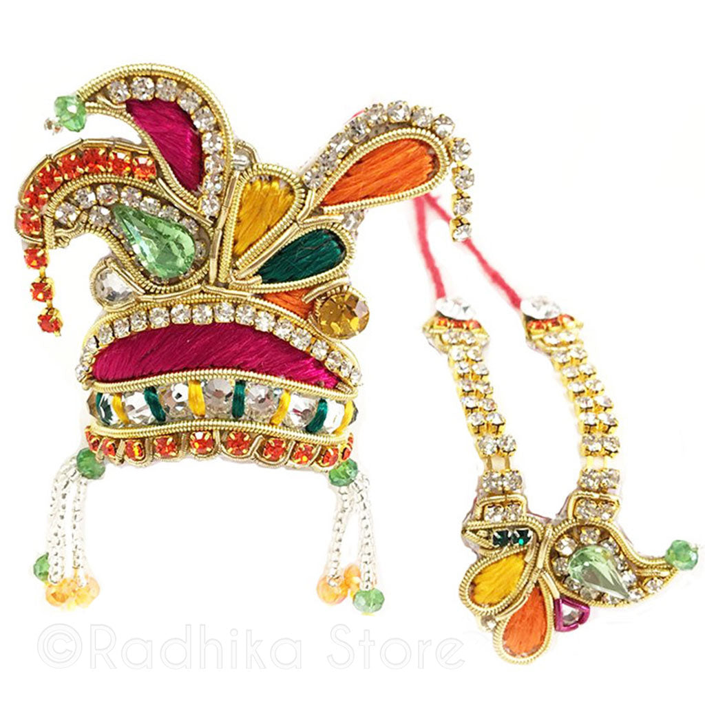 Kartik Festival - Crown Set