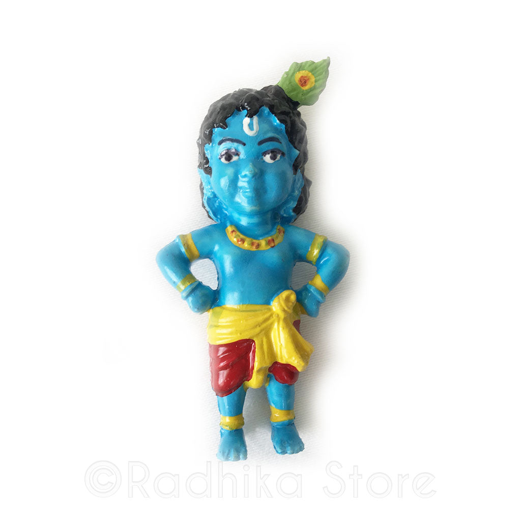 Little Krishna of Vrindavan