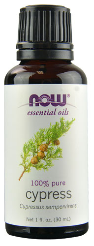 NOW Foods Essential Oils Cypress - 1 fl oz