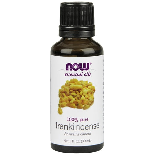 NOW Foods Essential Oils 100% Pure Frankincense Oil - 1 fl oz