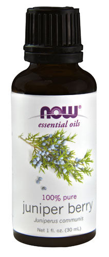 NOW Foods Essential Oils Juniper Berry - 1 fl oz