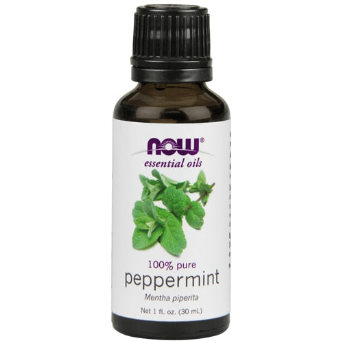 NOW Foods Essential Oils Peppermint - 1 fl oz